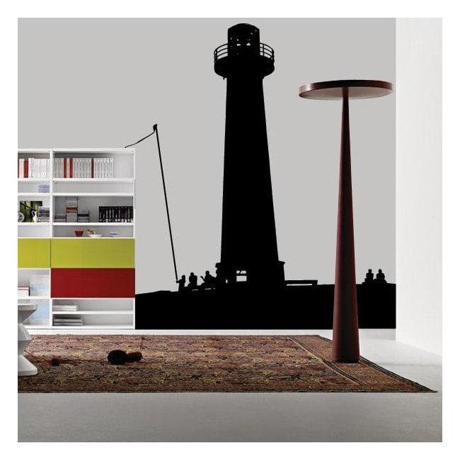 Un jour dans le phare