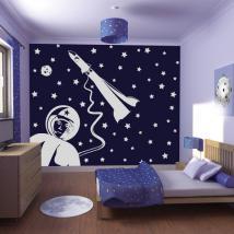 Sortie dans l'espace
