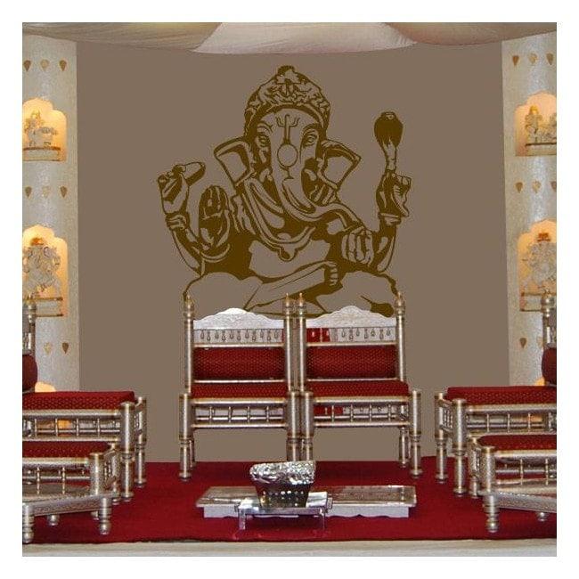 Décoratif vinyl Ganesha