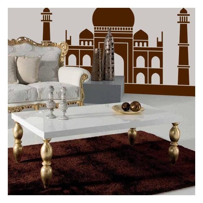 Décoratif vinyl palais arabe