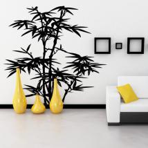 Vinyle décoratif bambou