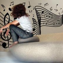 Personnel de vinyle décoratif