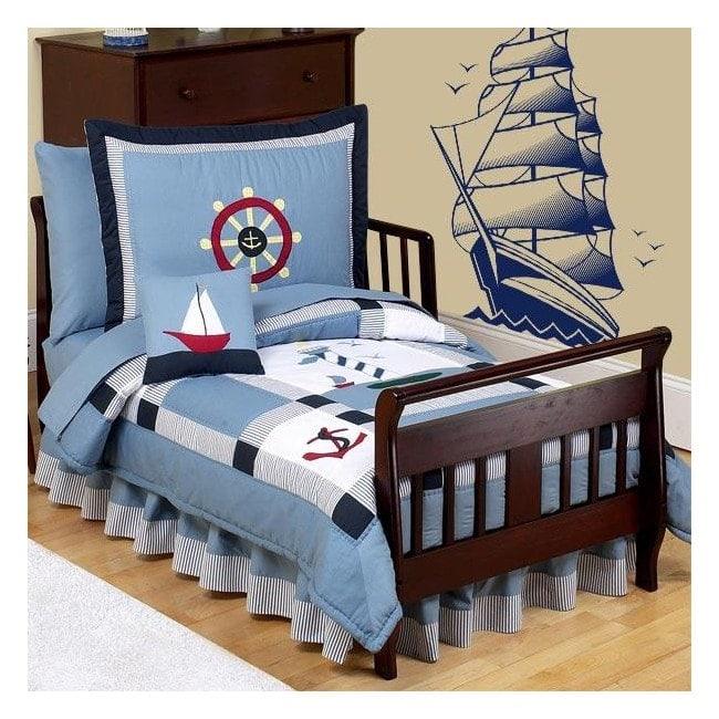 Voile de bateau décoratif vinyl