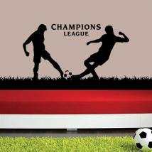 Décoratif vinyl UEFA Champions League