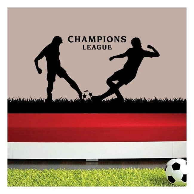 Décoratif vinyl UEFA Champions League