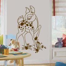 Vinyle décoratif faon Bambi