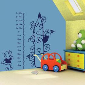 Compteur de vinyle décoratif enfant
