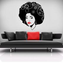 Décoration murale âme féminine