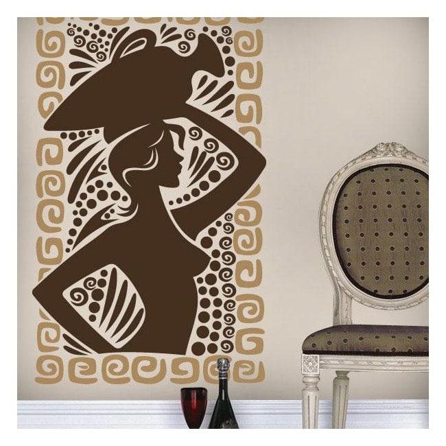Vinyle décoratif art grec