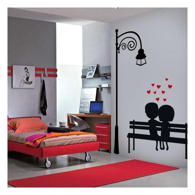 Amateurs de vinyle décoratif French 625