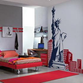 Vinyle décoratif New York