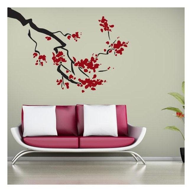 Vinyle décoratif de Cherry Blossom