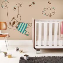 Beaux rêves vinyle décoratifs pour enfants