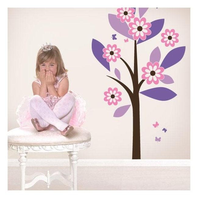 Nature vinyle Princess tree
