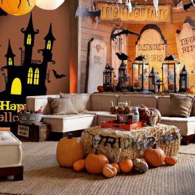 Stickers muraux Halloween 2014