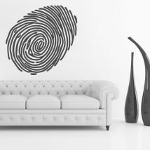 Impression vinyle décoratif