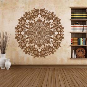Adhésif décoratif vinyl Mandala