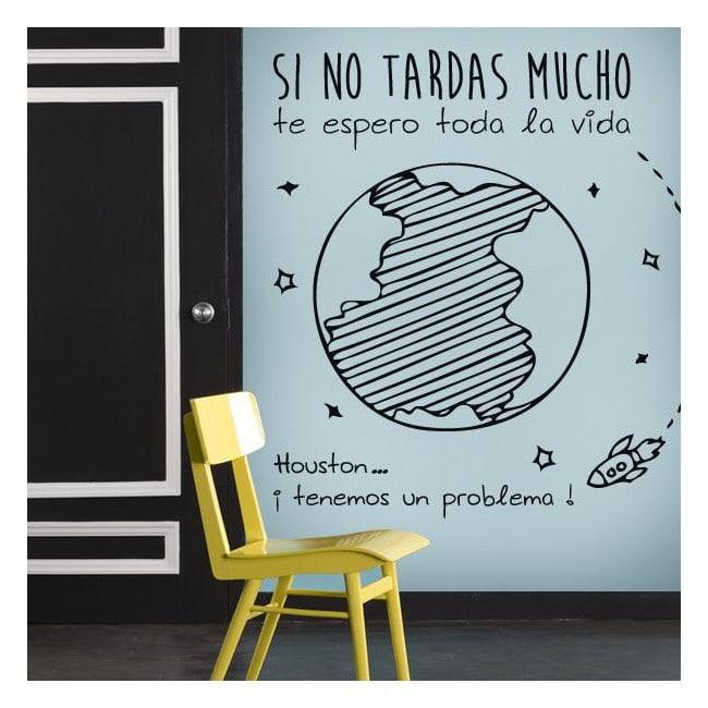 plaque de mur en vinyle si vous ne prenez pas beaucoup. Black Bedroom Furniture Sets. Home Design Ideas