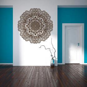 Panneaux luminescents divisant fluowall Mandala