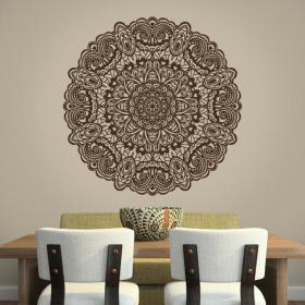 Vinyle adhésif décoratif Mandala