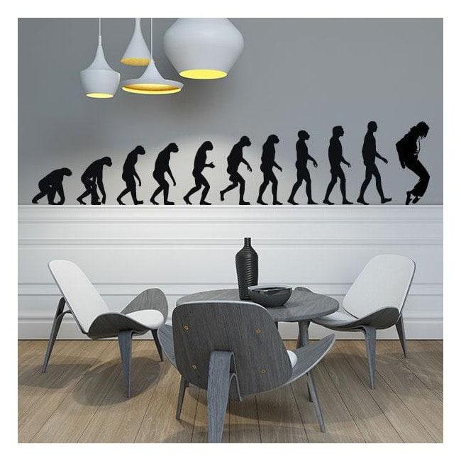 Vinyle décoratif Jackson Evolution
