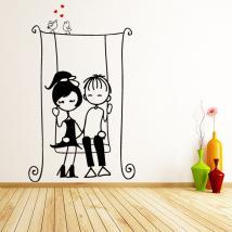Amateurs de vinyle décoratifs pour enfants