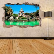 Source 3D vinyle Parque De La Ciudadela