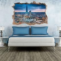 Vinyl 3D Londres French 4659