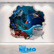 Vinyle de 3D Disney Nemo