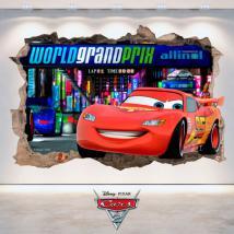 Autocollant Disney Cars 2