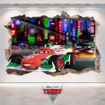 Disney Cars 2 3D vinyle French 4807