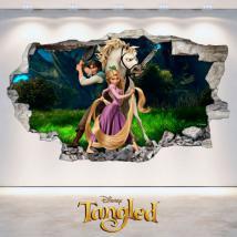 Adhésifs Disney tangled Tangled 3D
