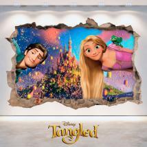 Tangled Disney Tangled 3D vinyle