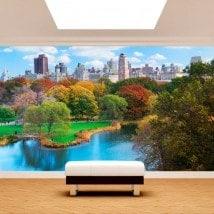 Photos murales Central Park New York