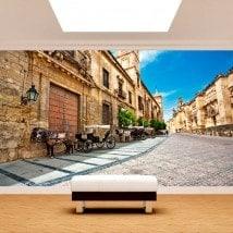 Ville de Cordoba photo mur murales