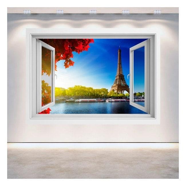 Windows 3D Tour Eiffel Paris