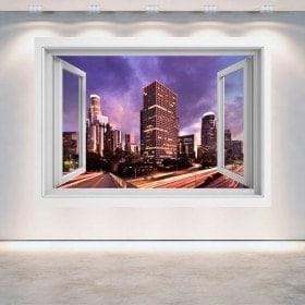 Windows 3D la ville d'Angeles
