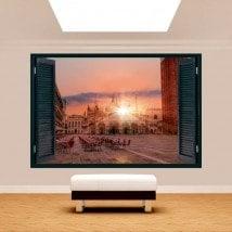 Sunset Plaza San Marco 3D de Windows