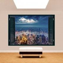 Fenêtre 3D New York