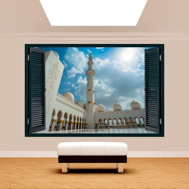 Mosquée 3D Windows Sheikh Zayed
