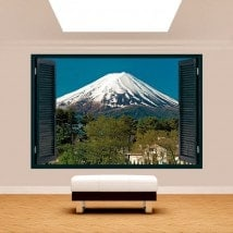 Windows 3D Mont Fuji