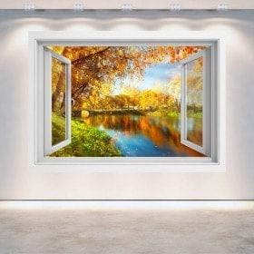 Windows 3D Lake dans le parc