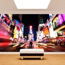 Photos murales Times Square New York