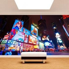 Fotomural rues de New York