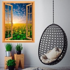 Tournesols 3D Windows