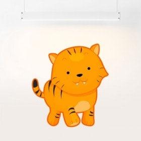 Enfant de vinyle Tiger