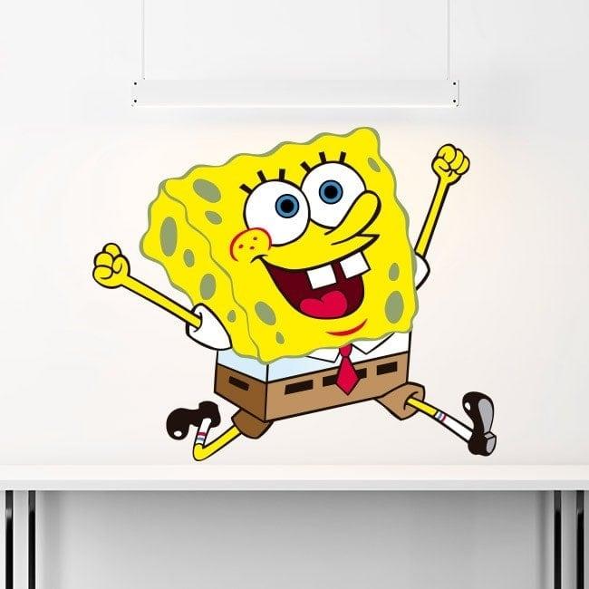 Vinyle de SpongeBob SquarePants enfants