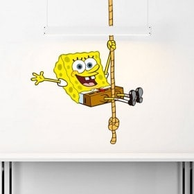 Autocollants pour enfants SpongeBob SquarePants