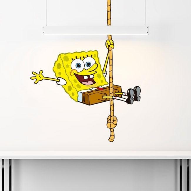 Autocollants pour enfants SpongeBob SquarePants