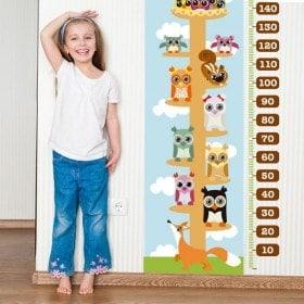 Compteur animale de vinyle pour enfants